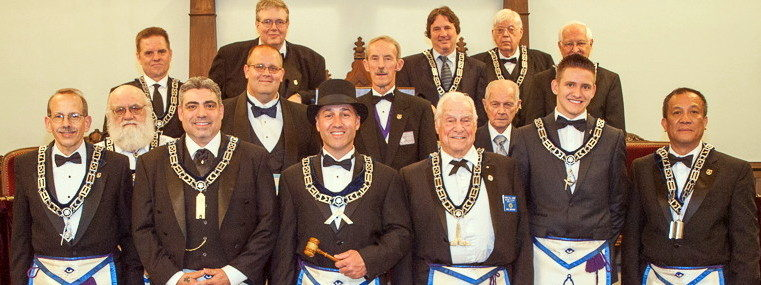 2017_Round_Hill_Lodge_Officers